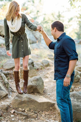 Oh So Adorable  Engagement Session Ideas