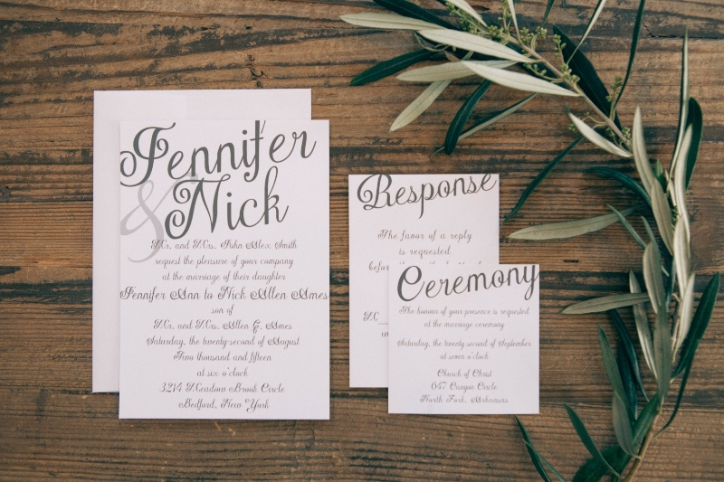 Inspiration Image from Basic Invite