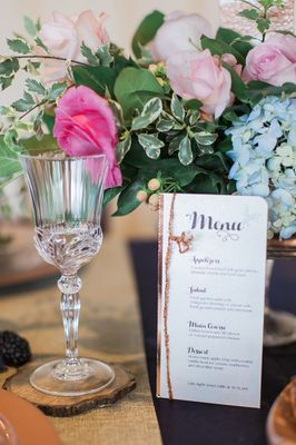 Organic Modern Wedding Ideas