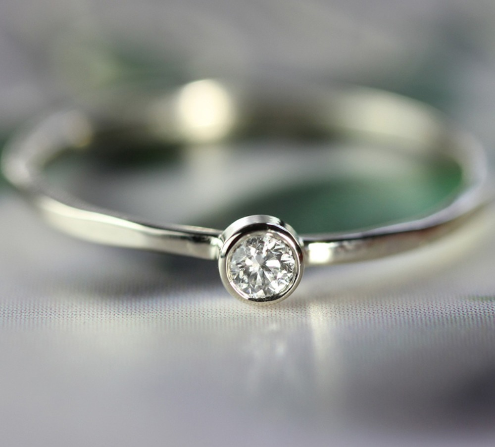 Trending 18 Engagement Rings From Etsy