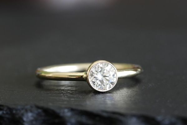 18 Engagement Rings From Etsy