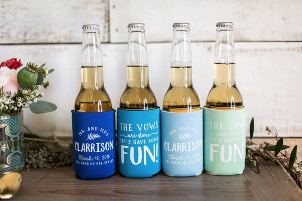 10 Fun Wedding Favors On Etsy