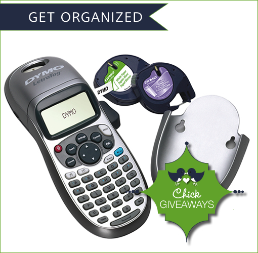 Dymo Chick Giveaway