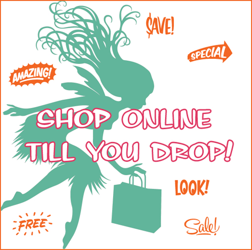 Tips for Shopping online to SAVE $$!
