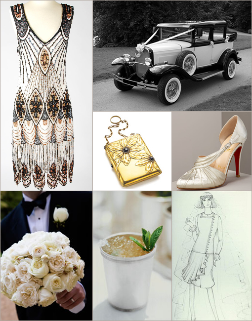 Glam it up 1920s Style!