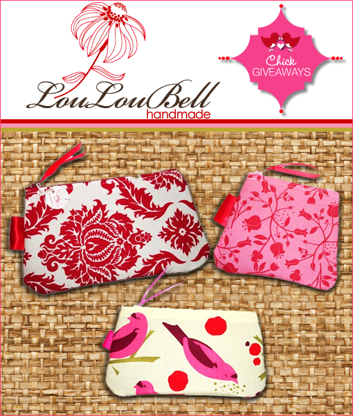 Lou Lou Bell Handmade Giveaway