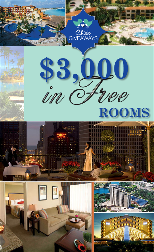 $3000 In Free Rooms From The Hilton Family