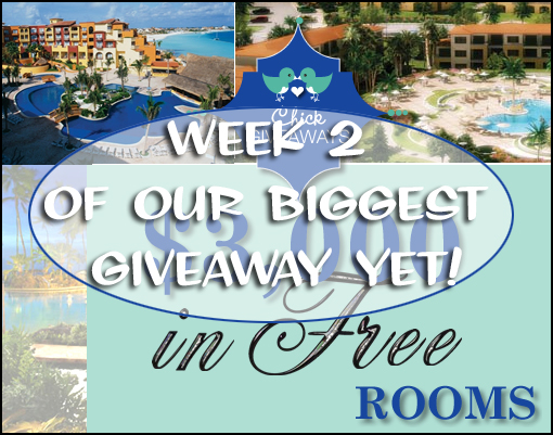 $3000 In Free Rooms - WEEK TWO