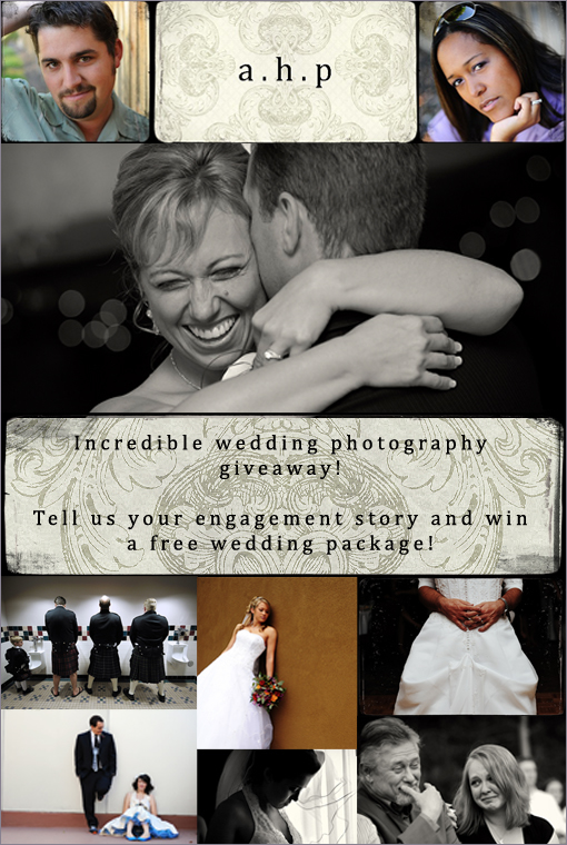 AHP Photography Giveaway