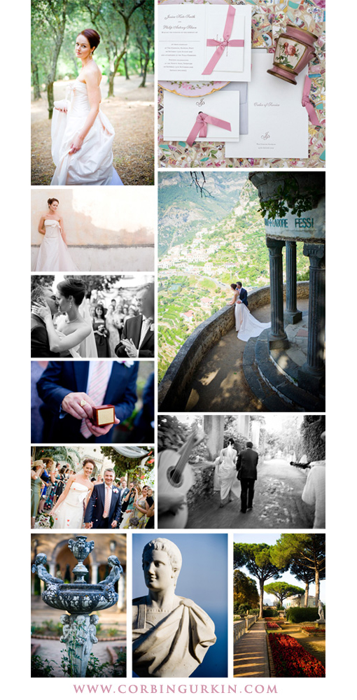 Jessica & Philip's Italian Wedding