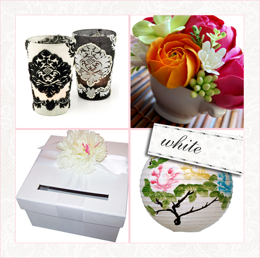 Estilo Weddings - Splendid Wedding Favors