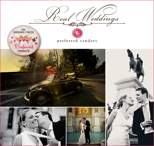 Real Bridal Bloggers & Real Weddings {Don't Forget}