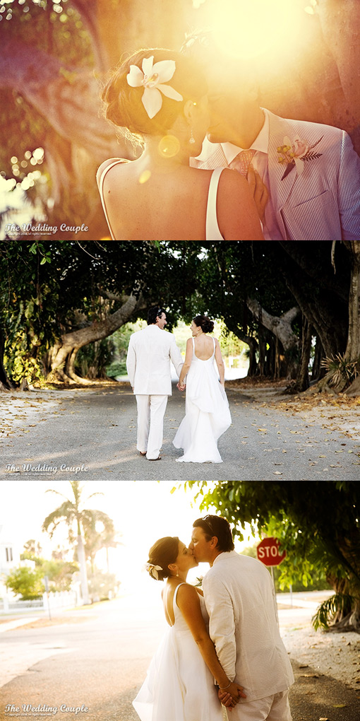 The Wedding Couple | Liz & Brandon | Boca Grande, Florida