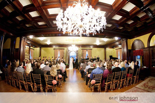 Melissa + Kevin {minneapolis wedding at the semple mansion}