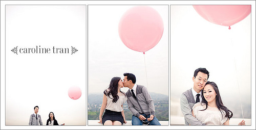 los angeles engagement | tina + tim