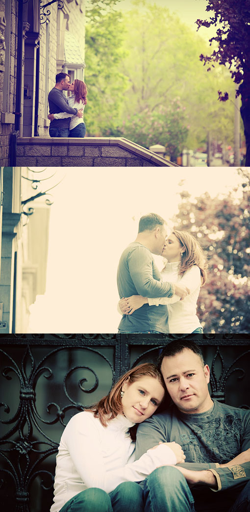Suzanne & Richard ~ An Engagement Story
