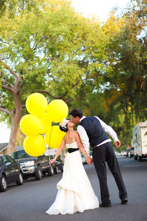 wedding ballons
