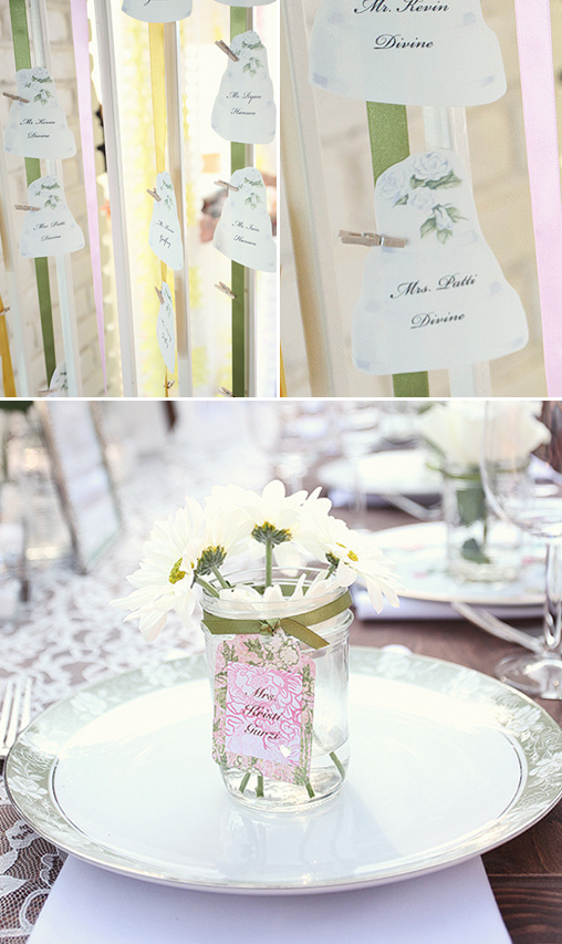 Backyard wedding ideas