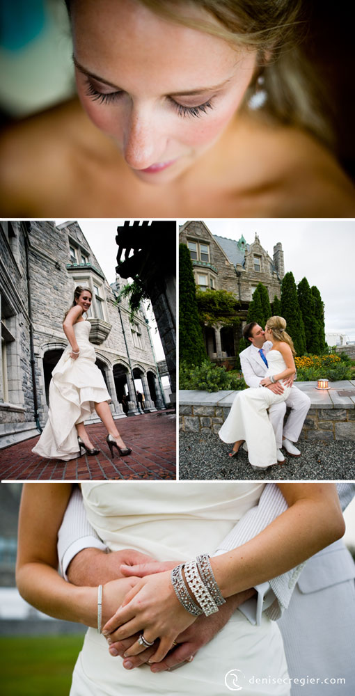 Wedding at Branford House, Groton CT