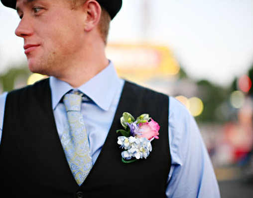 unique groom attire