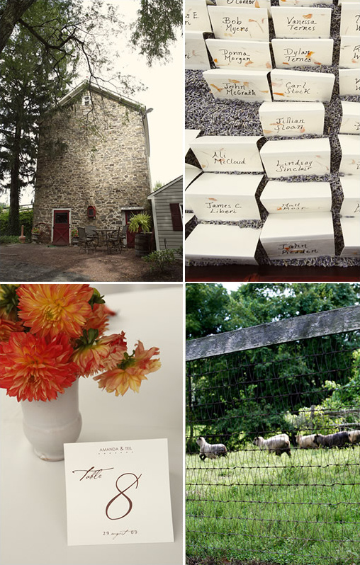 farmhouse wedding ideas
