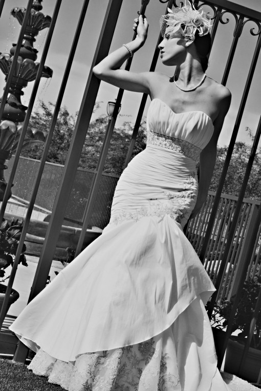 phoenix bridal portrait vision photographs