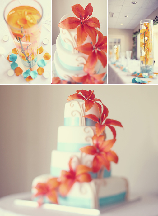 Tiffany Blue Wedding Accessories