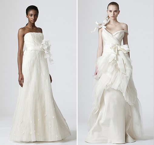 Vera Wang 2010 Bridal Collection
