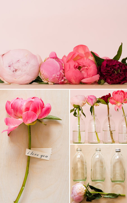 Peonie Wedding Flowers