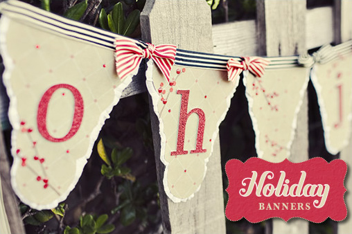 Do it yourself holiday banners solutioingenieria Gallery