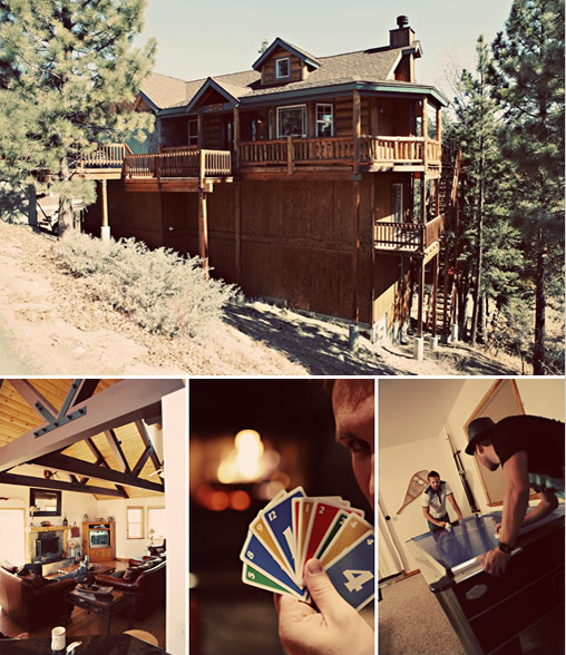 big bear bachelor party