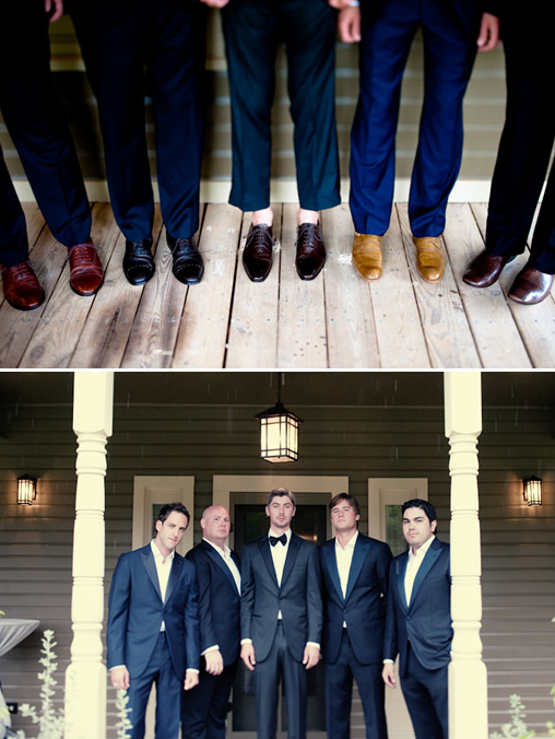 blue groomsman ideas