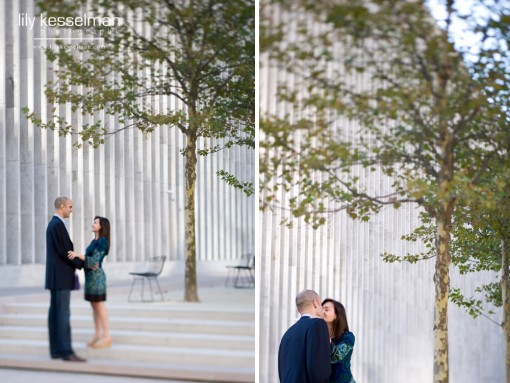 A New York City Engagement