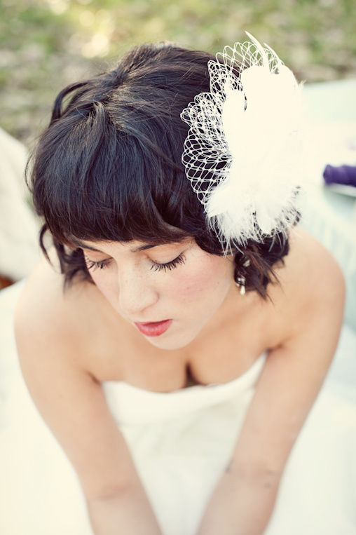 Boho Wedding Hair Piece