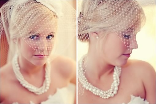 vintage wedding jewels