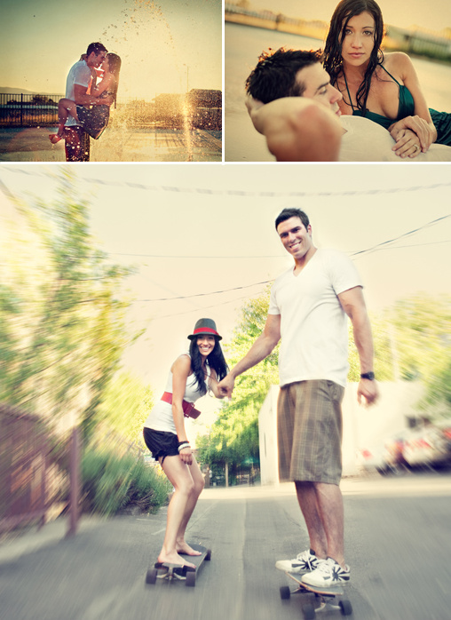Cute Engagment Session