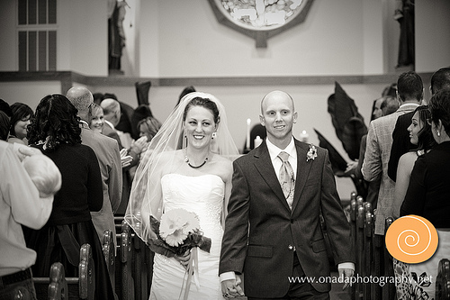 Sarah and Tim, Pope Gardens NJ