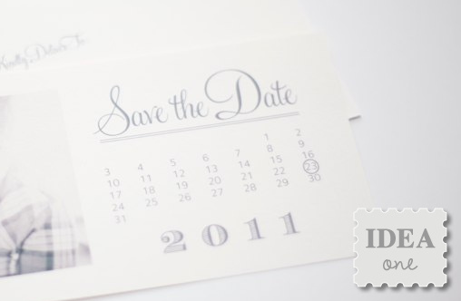 free save the date photo card