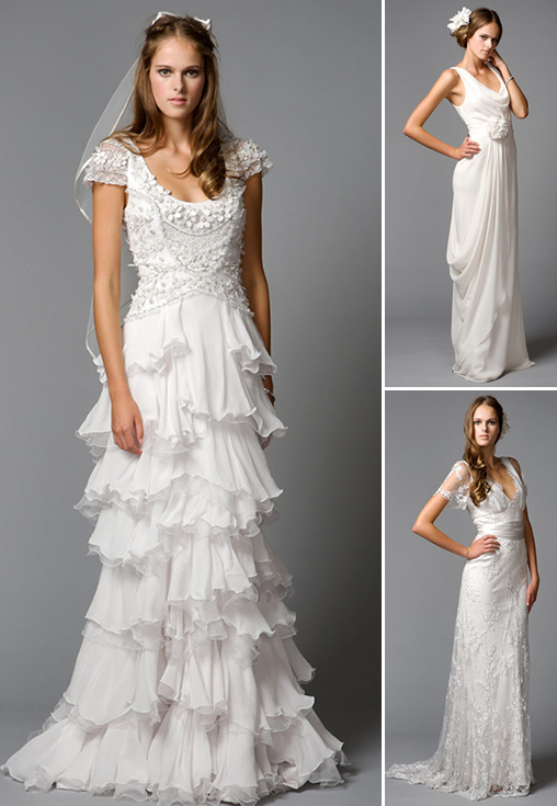 temperley london 2010 bridal collection