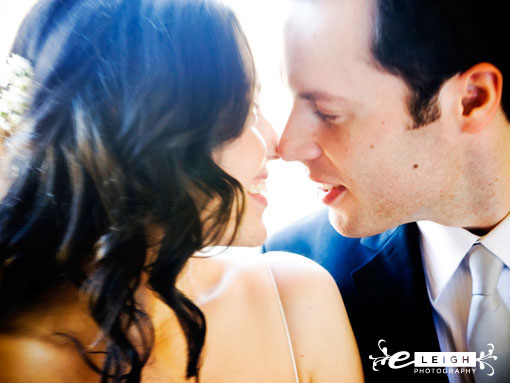 Susan + Seth at the Manhattan Penthouse by E. Leigh Wedding Photography