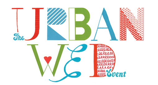 urban wed event