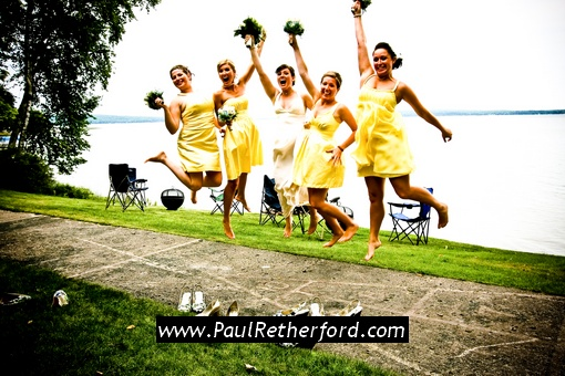 wedding photography of northern michigan brides