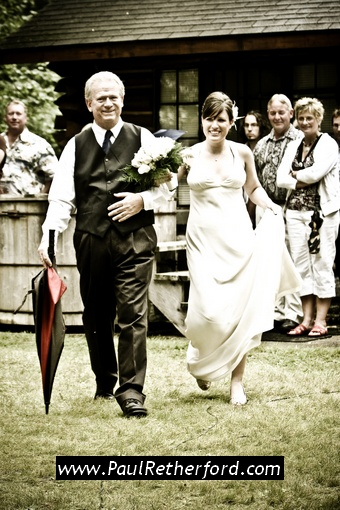 Wedding Photography in the Rain picture