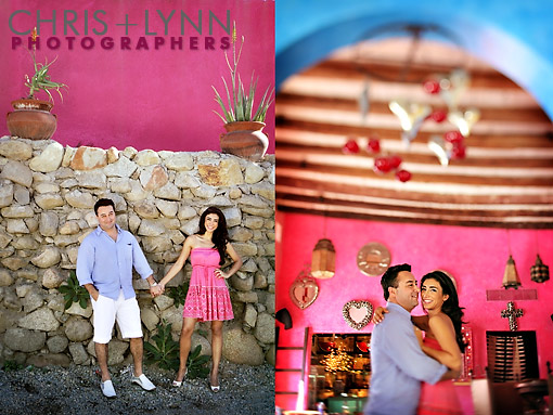 Cabo San Lucas YOU+ME Session by Chris+Lynn