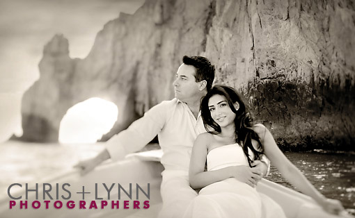 El Arco in Cabo San Lucas: YOU+ME session~Chris+Lynn Photographers