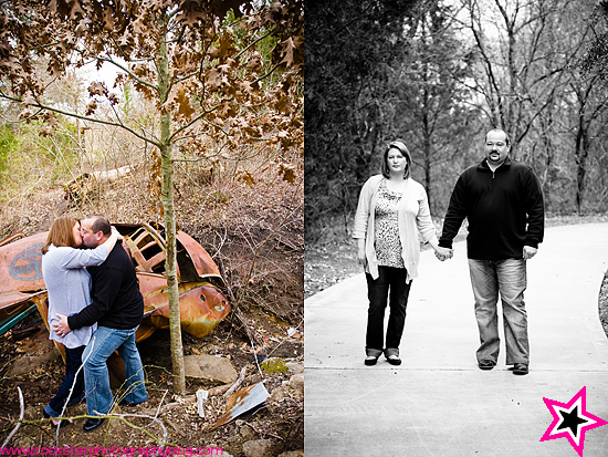 Amberly & Jody's Allen, TX Engagement Session!