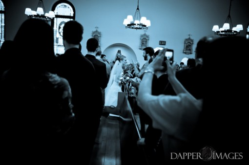 Kim + Mark's Wedding | The Church of Immaculate Conception, Old Town San Diego