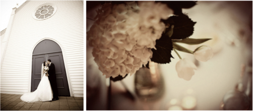 A Classic Black and White Inspiration
