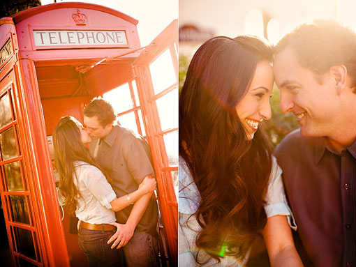 Laguna Beach Engagement [Dave Richards Photography]