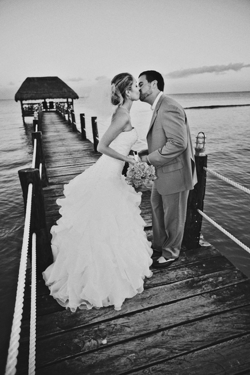 Jason & Andrea's Mexico Wedding: Hawes Photography